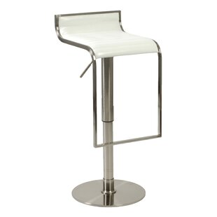 Bannerdown Adjustable Height Swivel Bar Stool Orren Ellis
