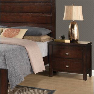 Quentin 2 Drawer Nightstand