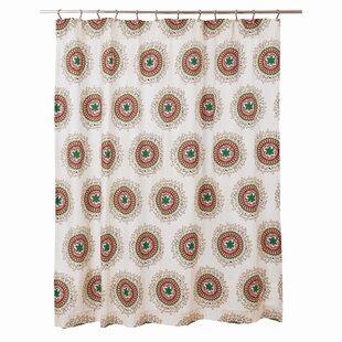 Price comparison Selvidge 100% Cotton Shower Curtain ByAlcott Hill