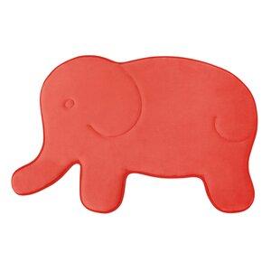 Elephant Memory Foam Bath Mat