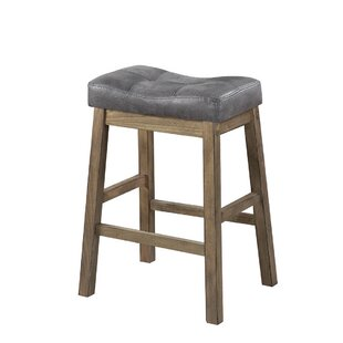 Awesome Mcgrath 25 Counter Height Bar Stool Set Of 2 Bralicious Painted Fabric Chair Ideas Braliciousco