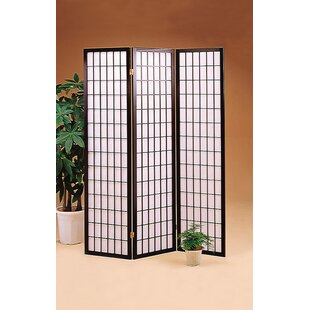 Olympia 3 Panel Room Divider by Wildon Home ?