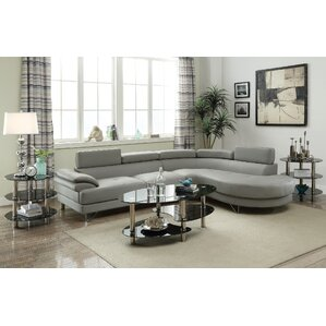 Ike Reclining Sectional by..