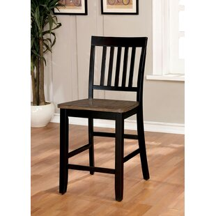 Corinna Solid Wood Dining Chair (Set of 2)