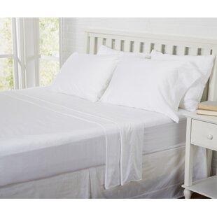 Home Fashion Designs 400 Thread Count Cotton Sateen Sheet Set