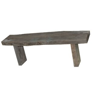 Aryana Wood Bench By Union Rustic