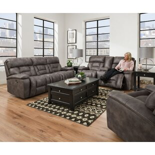 Dorado Reclining Configurable Living Room Set