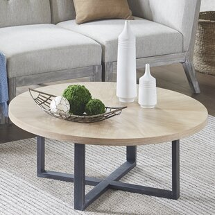 Neal Coffee Table Union Rustic