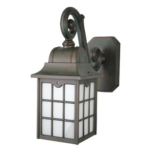 Find the perfect Archard 1-Light Outdoor Wall Lantern By Darby Home Co