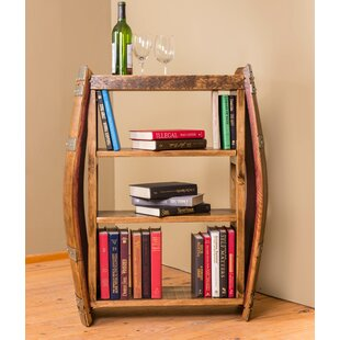 Wine Barrel Standard Bookcase