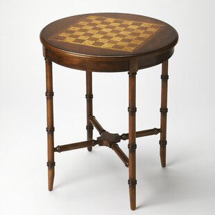 21 Maris Checkers/Chess Table by Astoria Grand