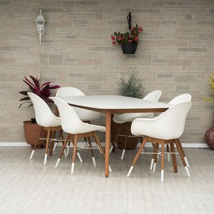 Cruise 7 Piece Dining Set by Corrigan Studio Spacial Price