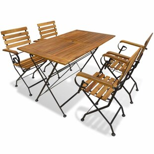 Romulus 4 Seater Dining Set By Sol 72 Outdoor