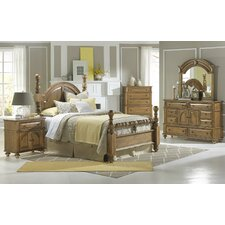 Atherton Four Poster Customizable Bedroom Set by Fleur De Lis Living