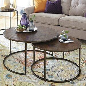 Hunsicker Coffee Table by Brayden Studio