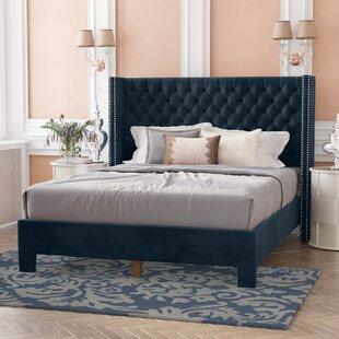Grijalva Upholstered Platform Bed by Mercer41
