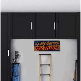 Callahan 20 H x 54 W x 12 D Wall Cabinet by Ameriwood Home