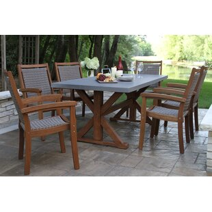 Rhett 7 Piece Dining Set