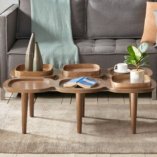 Paolucci Coffee Table Bungalow Rose
