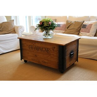 Juanita Coffee Table By Williston Forge