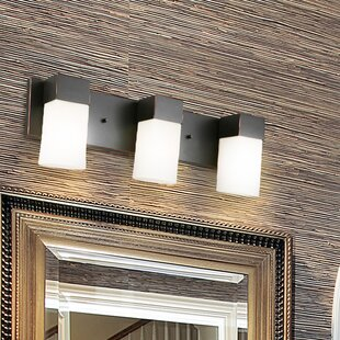 Latitude Run Lanclos 3-Light Vanity Light