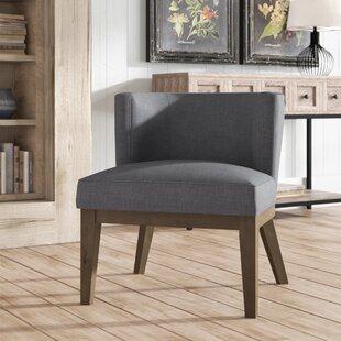 Laurel Foundry Modern Farmhouse Barnard Barrel Chair