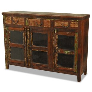 Lottie Wood Sideboard by Loon Peak