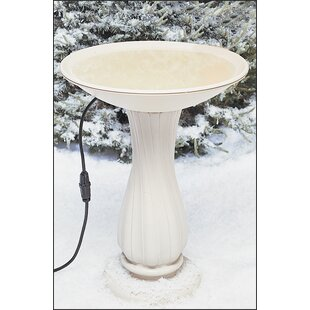 Allied Precision Industries Heated Birdbath