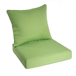 Indoor/Outdoor Sofa Cushion By Highland Dunes