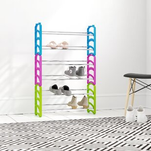 Stackable Shoe Rack By Rebrilliant