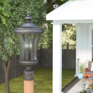 Bronzewood 1-Light Lantern Hea..