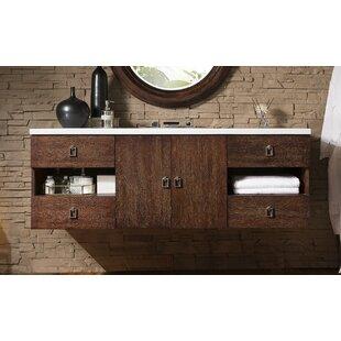 Mcdermott 60 Single Bathroom Vanity Set by Ivy Bronx