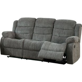 Best Deals Fergstein Reclining Sofa by Hokku Designs Reviews (2019) & Buyer's Guide