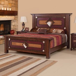Loon Peak Mosely Queen Platform Bed