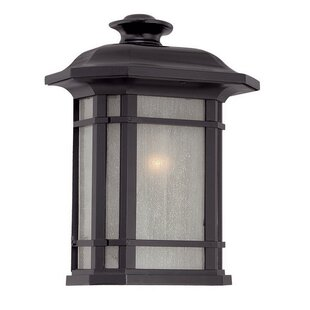 Reviews Broadmoor Outdoor Flush mount By Darby Home Co