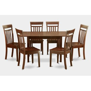 Phoenixville 7 Piece Extendable Dining Set
