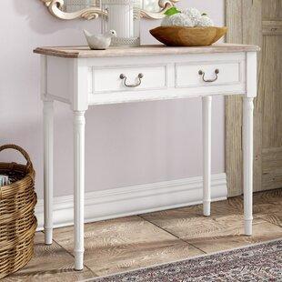 Delozier Console Table By Fleur De Lis Living