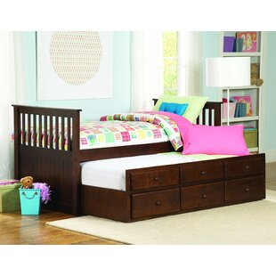 Twin Bed Frame With Drawers Wayfair