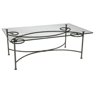 Church Leaf Coffee Table by Fleur De Lis Living No Copoun