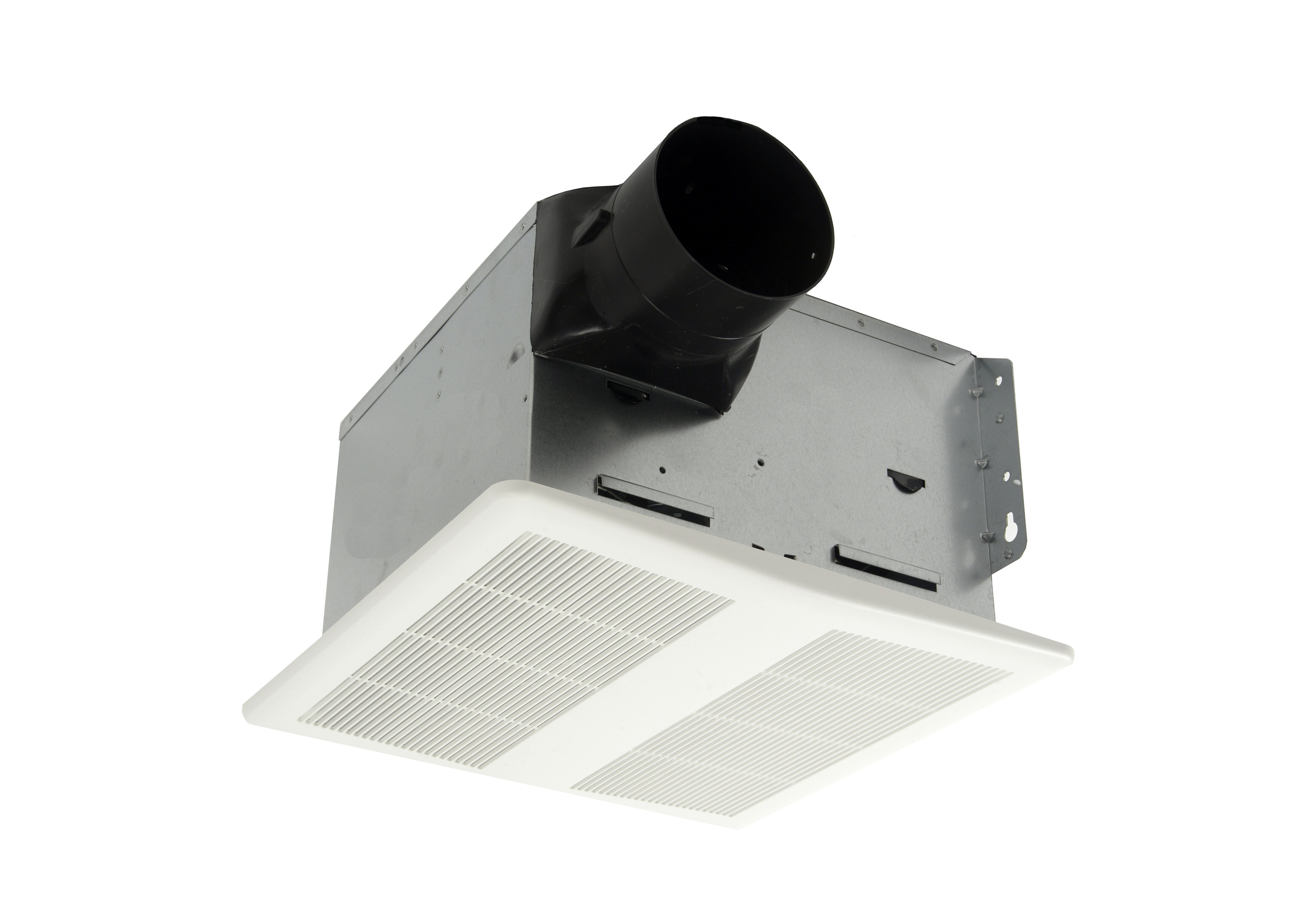 Cyclone Hushtone 150 Cfm Energy Star Bathroom Fan With Humidistat Combo Wayfair