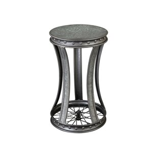 Rader End Table by August Grove