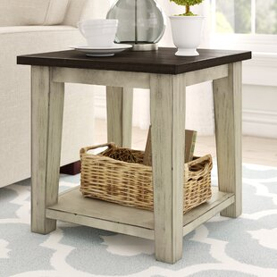 Lexie End Table by August ..