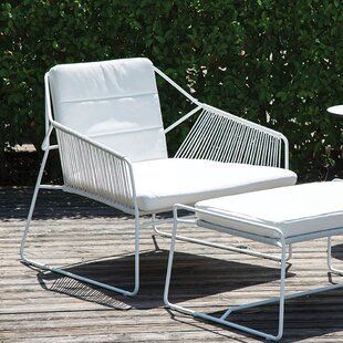 Sandur Patio Chair With Cushions by OASIQ Fresh