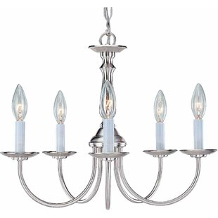 Lark Manor Padula 5-Light Chandelier