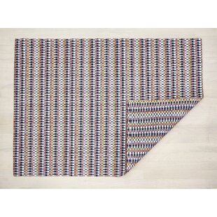 Heddle Parade Black/Gray/Yellow Indoor/Outdoor Area Rug