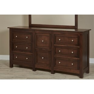 Bull 8 Drawer Dresser by Darby Home Co