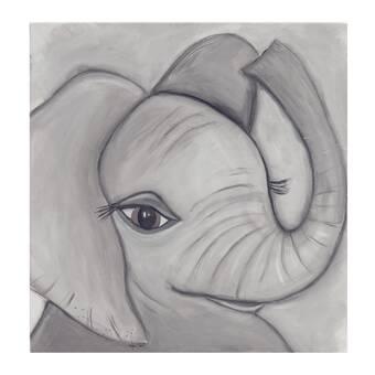 Doodlefish Jungle Ellis Personalized Canvas Art Wayfair