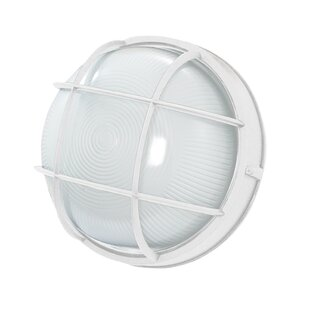 Outdoor Bulkhead Light by Efficient Lighting No Copoun