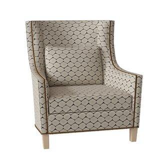 York Wingback Chair by Hekman