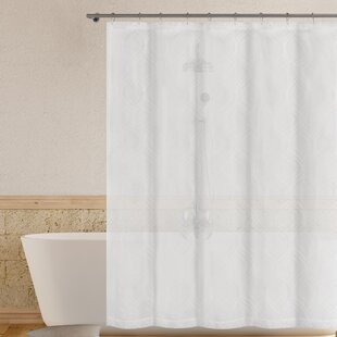 Bly Single Shower Curtain